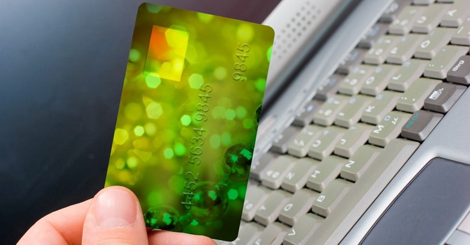 cartão de crédito internet e-commerce