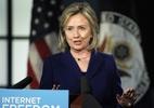 Hillary Clinton, secretária de Estado norte-americana