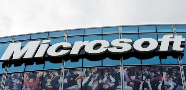 Sede da Microsoft na França, na cidade de Moulineaux, próximo à capital do país, Paris
