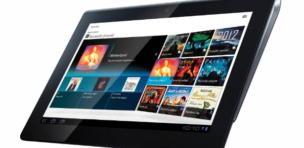 Tablet com sistema Android da Sony chega ao mercado brasileiro por R$ 1.650. (Foto: Divulgao)