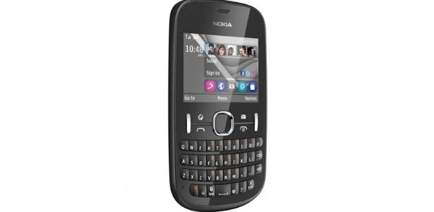 Smartphone Asha 201, da Nokia; aparelho chegará ao mercado brasileiro por R$ 249