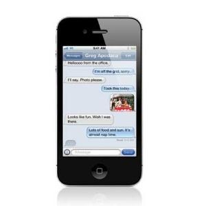 iPhone 4S (foto) é a última versão do smartphone da Apple; empresa ainda nem anunciou o iPhone 5
