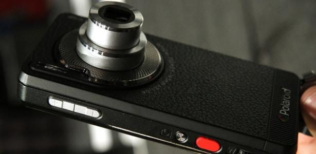 Polaroid SC1630 Smart Camera ser� lan�ada nos EUA em abril por US$ 299 (cerca de R$ 540)