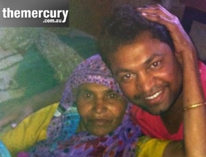 Saroo Brierley, 30, reencontrou sua família após 25 anos quando viu sua cidade natal no Google Earth