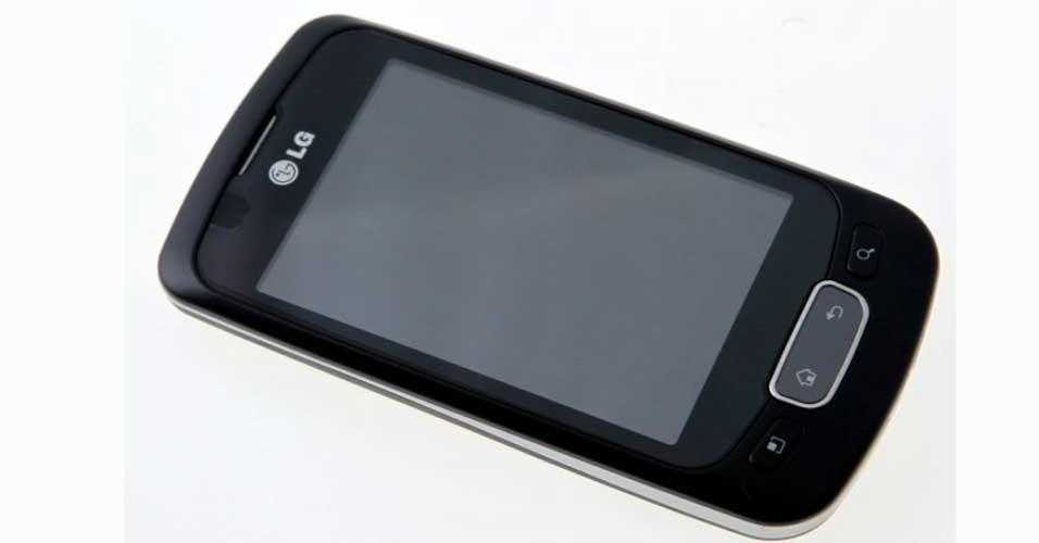 LG Optimus One tem preço sugerido de R$ 999, desbloqueado, pelo fabricante