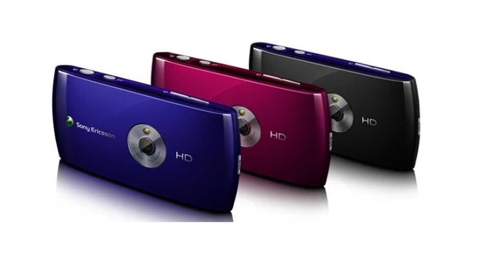 Vivaz - Sony Ericsson