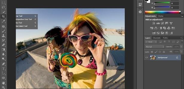 Adobe Creative permite assinar programas, como o Photoshop CS5 (foto), por um período de tempo