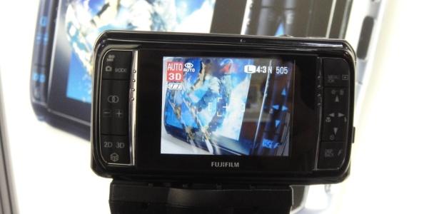 Fujifilm já tem uma câmera capaz de tirar fotos e gravar vídeos em 3D
