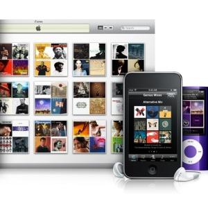 O iTunes é o software nativo nos aparelhos da Apple - Divulgação