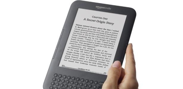 A Amazon lançou duas máquinas de 3ª geração - menores, mais leves e com textos mais nítidos