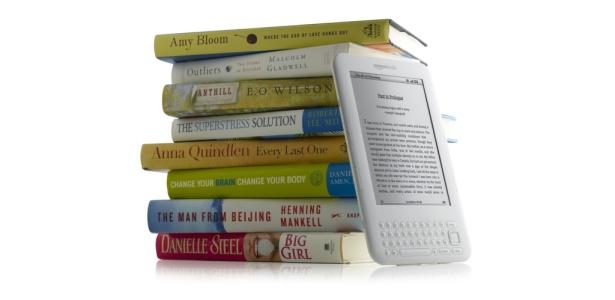 A terceira geração do Kindle foi o produto mais vendido em toda a história da Amazon.com