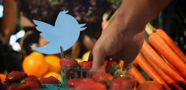 Trecho do vídeo de apresentação do Novo Twitter; rede deve lançar tradução em breve
