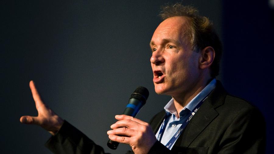 Tim Berners-Lee, criador da World Wide Web - Rodrigo Paiva/UOL