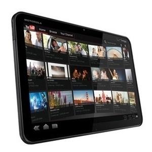 Motorola Xoom tem tela de 10 polegada e sistema Android 3.0 (voltado para tablets)