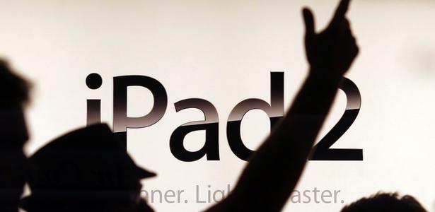 iPad 2 terá desconto no Brasil em função do lançamento de uma nova versão do tablet