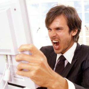 Estudo americano diz que reclamar na internet pode aumentar a frustração dos autores da ação - Getty Images