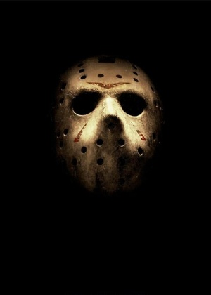 Máscara do Jason, personagem de ''Sexta-feira 13''
