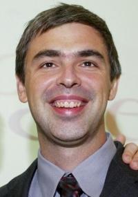 Larry Page, 38, é cofundador do Google e assumiu o cargo de diretor-executivo em 2011