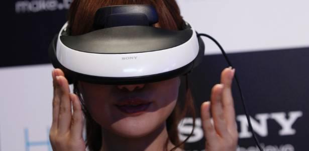 Visor de tecnologia 3D será vendido por cerca de 800 euros ainda neste ano