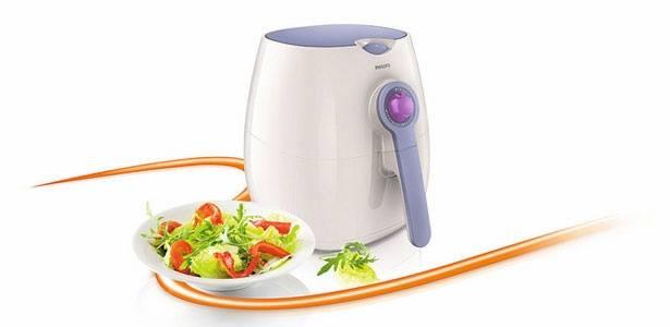 Equipamento adaptado permitirá preparo de bolinho de chuva, bolinhas de queijo e coxinha