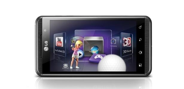 Optimus 3D: smartphone grava e exibe vídeos em 3D sem a necessidade de óculos especiais