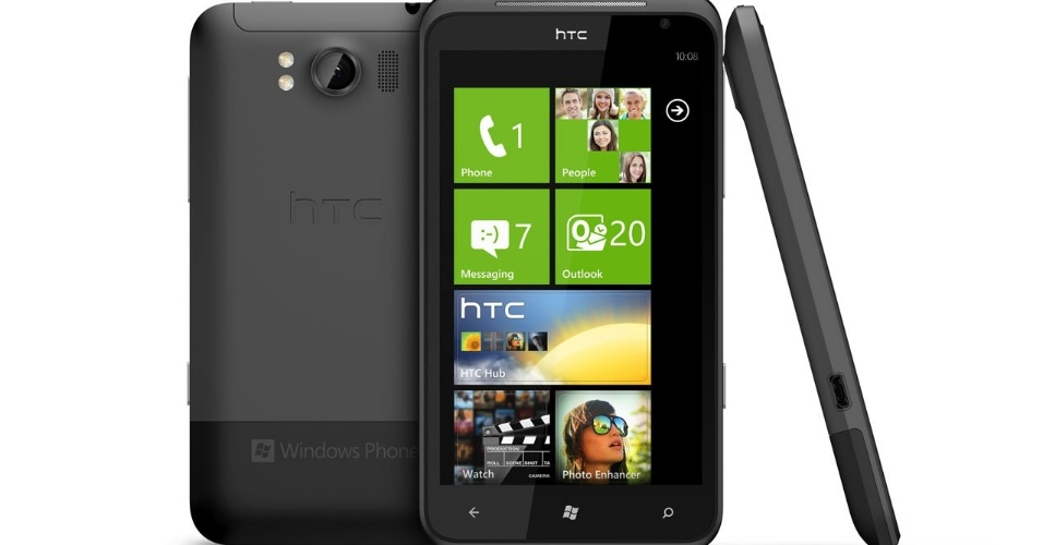 HTC Ultimate é o primeiro Windows Phone no Brasil