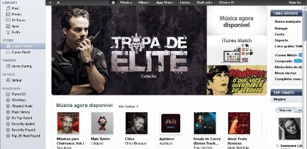 iTunes Store Brasileira conta com mais de 20 milhões de músicas, segundo a Apple