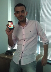 Publicitário Vitor Rosalem combinou o uso do aplicativo Find My iPhone ao Google Street View para recuperar o aparelho esquecido em um táxi