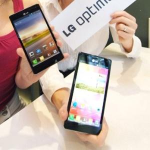 O Optimus 4X HD, smartphone da LG, tem tela de 4,7 polegadas e processador quad-core de 1,5 GHz