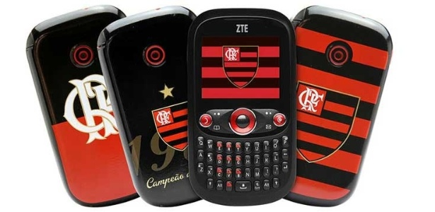 Modelo do Flamengo também tem as versões Corinthians, Palmeiras, São Paulo e Vasco