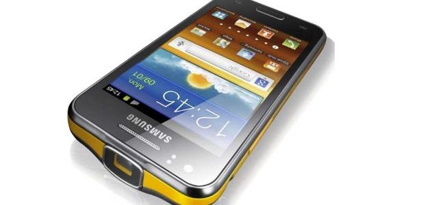 Smartphone Galaxy Beam tem projetor embutido que exibe imagens em até 50 polegadas