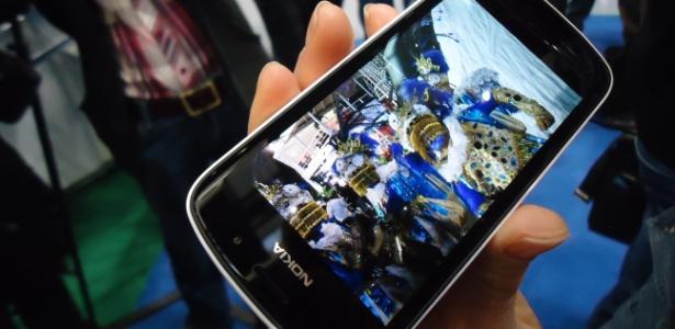 Supresa: foto tirada na semana passada no Carnaval do Rio aparece no Nokia 808 PureView