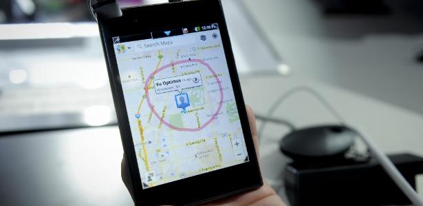 Optimus Vu, da LG, tem 5'' e é definido como ''smartphone com as facilidades de um tablet''