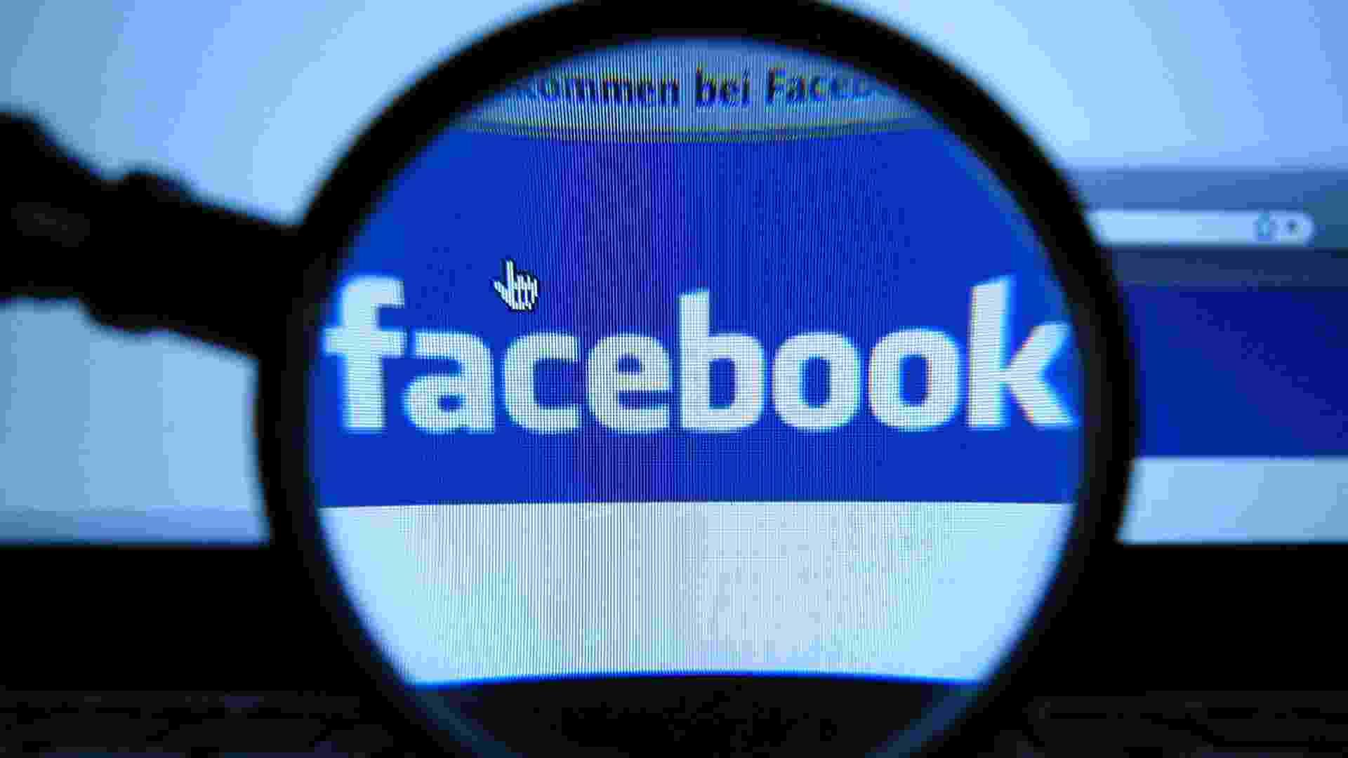 Logotipo do Facebook exibida em computador em Munique (Alemanha) - Joerg Koch/AP/Dapd